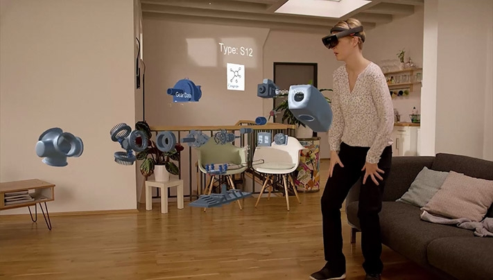 Windrad Hololens Live Capture
