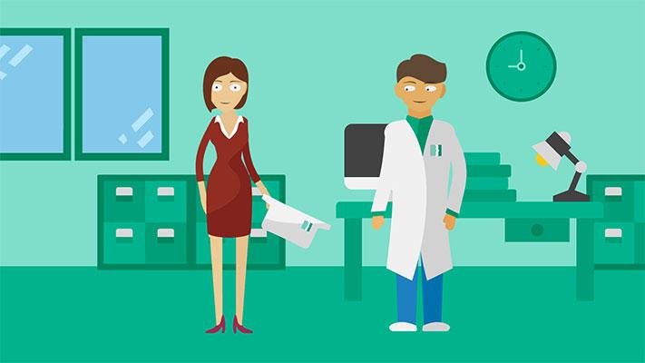 MediClin Waschtasche