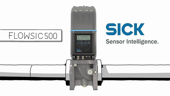 Sick AG – Flowsic 500